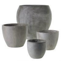 Cement Pots and Large Pots