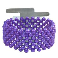 Color Your World Bead Wristlet